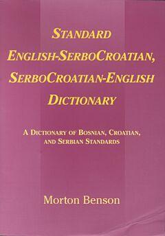 Standard English-SerboCroatian/SerboCroatian-English Dictionary