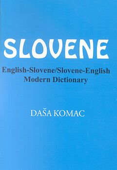 Slovene-English/English-Slovene Modern Dictionary