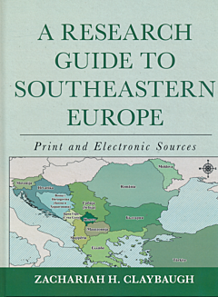 A Research Guide to Southeastern Europe