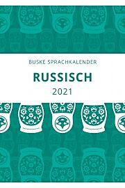Buske Sprachkalender Russisch 2021