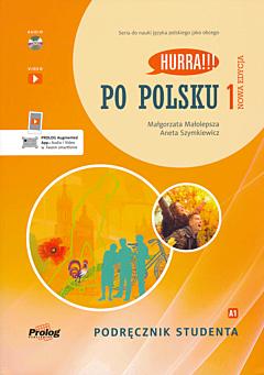 Hurra!!! Po polsku 1. Tekstboek +CD