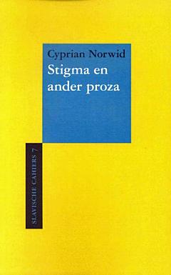 Stigma en ander proza