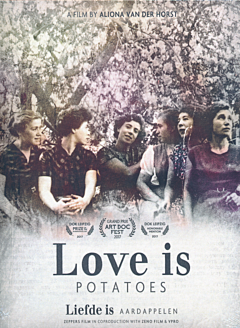 Love is Potatoes DVD