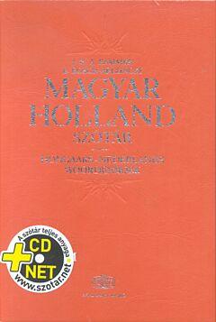 Magyar-Holland Szotar + CD-ROM