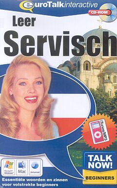 Talk now! Leer Servisch cd-rom