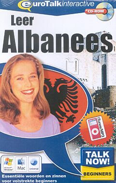 Talk now! Leer Albanees cd-rom