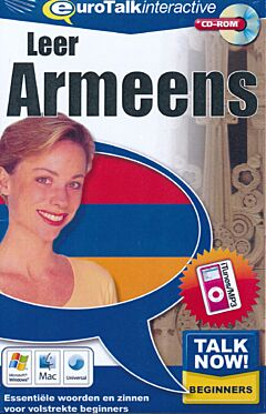 Talk now! Leer Armeens cd-rom