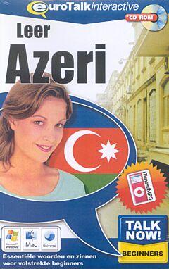 Talk now! Leer Azeri cd-rom
