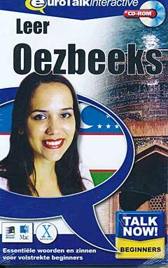Talk now! Leer Oezbeeks cd-rom