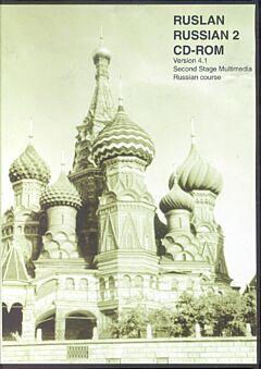 Ruslan Russian 2: CD-ROM