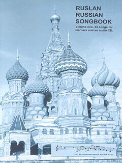 Ruslan russian songbook + audio-CD