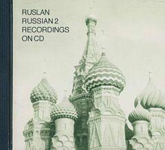 Ruslan Russian 2: audio-CD