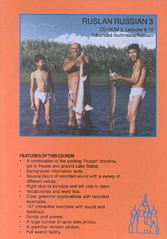 Ruslan Russian 3: CD-ROM 3; Lessons 8-10