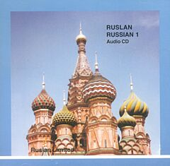 Ruslan Russian 1 audio-СD