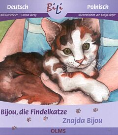 Znajda Bijou -  Bijou, die Findelkatze