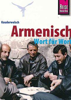 Kauderwelsch Armenisch Wort fuer Wort Buch