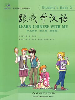 Learn Chinese with me 3: Student's Book