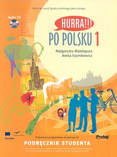 Hurra!!! Po polsku 1. Tekstboek +CD