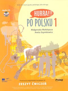 Hurra!!! Po polsku 1. Werkboek + CD