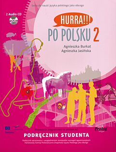 Hurra!!! Po polsku 2. Tekstboek +2 CD