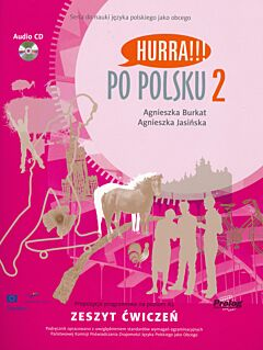 Hurra!!! Po polsku 2. Werkboek + CD