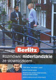 Berlitz Rozmowki niderlandzkie ze slowniczkiem