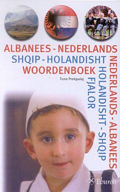 Albanees-Nederlands/Nederlands-Albanees Woordenboek (nieuwe druk)