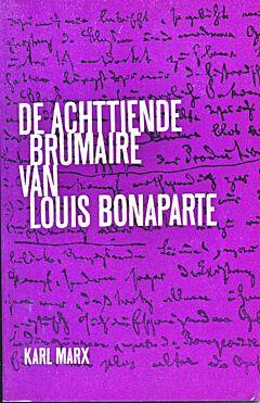 De achttiende Brumaire van Louis Bonaparte