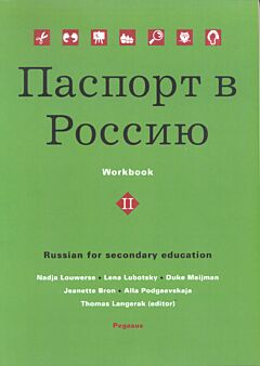 Passport to Russia 2 Workbook