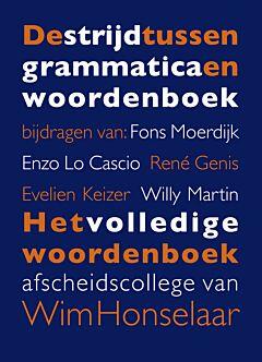 De strijd tussen grammatica en woordenboek