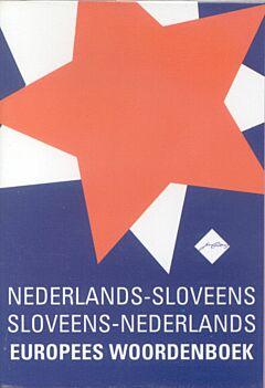 Nizozemsko-Slovenski /Slovensko-Nizozemski Evropski Slovar