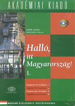 Hallo, itt magyarorszag! 1: Book and cd