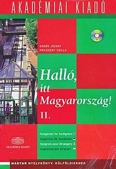 Hallo, itt magyarorszag! 2: Book and cd