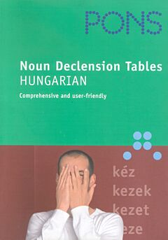 Hungarian Noun Declension Tables