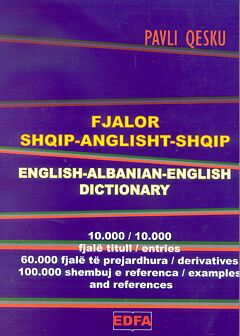 Fjalor Shqip-Anglisht & Anglisht-Shqip