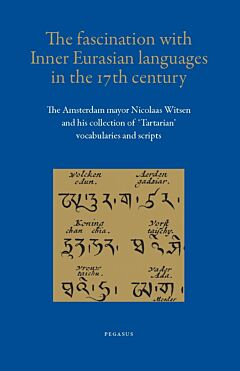 The fascination with Inner Eurasian languages in the 17th century
