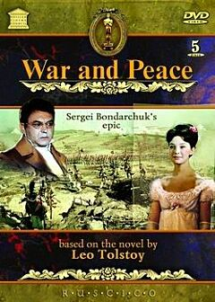 War and peace | Война и мир 5 дисков