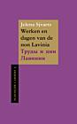Werken en dagen van de non Lavinia | Труды и дни Лавинии
