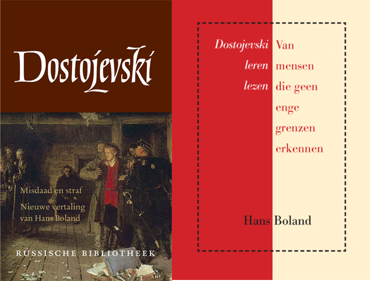 Boekpresentatie 'Misdaad en straf' door Hans Boland