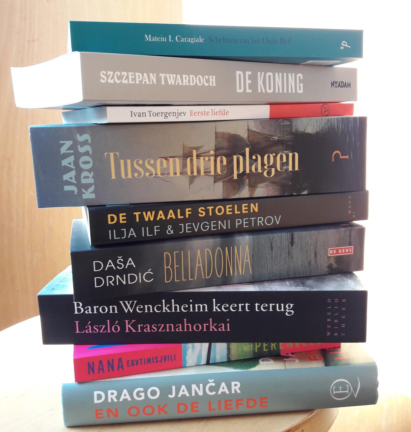 #ikleesthuis de boeken van Pegasus!