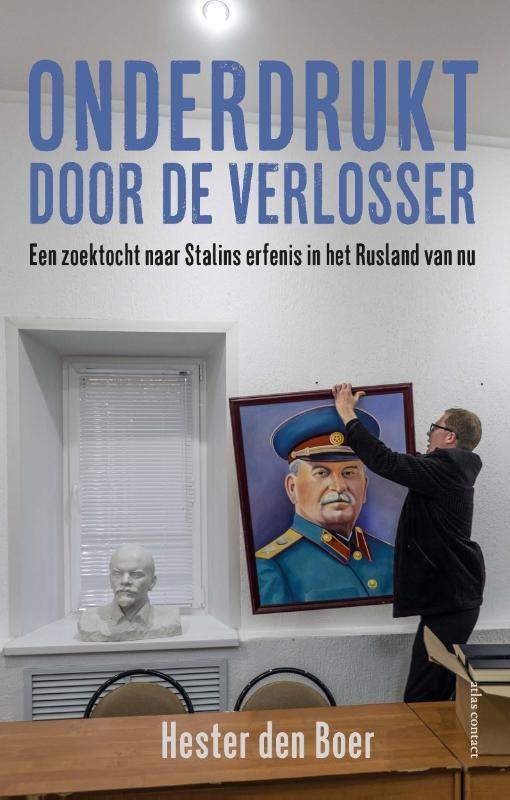 Presentatie Hester den Boer, 'Onderdrukt door de verlosser'