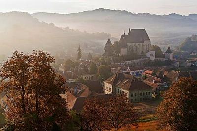 Lezing 'Transsylvanië; zoektocht naar een nieuw begin'